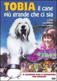 Cover Dvd Tobia, il cane più grande che ci sia (DVD)