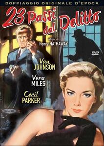 23 passi dal delitto di Henry Hathaway - DVD