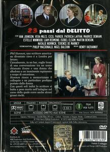 23 passi dal delitto di Henry Hathaway - DVD - 2