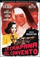 Cover Dvd DVD La campana del convento