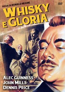 Whisky e gloria di Ronald Neame - DVD