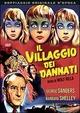 Cover Dvd Il villaggio dei dannati