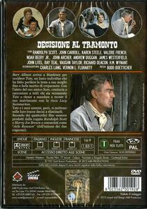 Decisione al tramonto di Budd Boetticher - DVD - 2