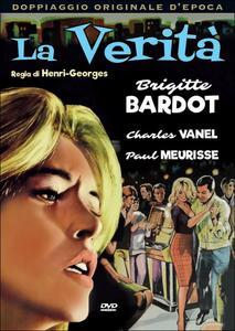 La verità di Henri-Georges Clouzot - DVD