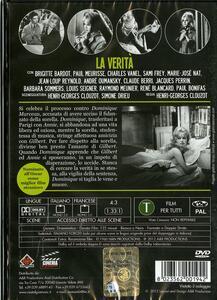 La verità di Henri-Georges Clouzot - DVD - 2