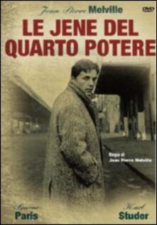 Le jene del quarto potere di Jean-Pierre Melville - DVD