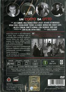 Un colpo da otto di Basil Dearden - DVD - 2