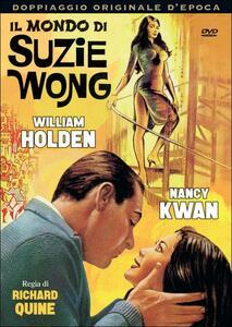 Il mondo di Suzie Wong di Richard Quine - DVD