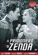 Cover Dvd DVD Il prigioniero di Zenda