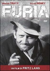 Furia di Fritz Lang - DVD
