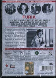 Furia di Fritz Lang - DVD - 2