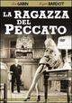Cover Dvd DVD La ragazza del peccato