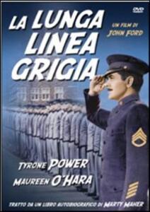 La lunga linea grigia di John Ford - DVD