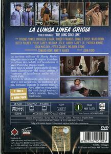 La lunga linea grigia di John Ford - DVD - 2