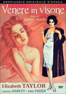 Venere in visone di Daniel Mann - DVD
