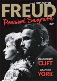 Locandina Freud, passioni segrete