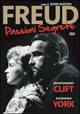 Cover Dvd Freud, passioni segrete