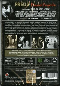Freud. Passioni segrete di John Huston - DVD - 2