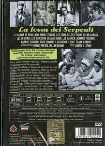La fossa dei serpenti di Anatole Litvak - DVD - 2