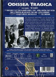 Odissea tragica di Fred Zinnemann - DVD - 2