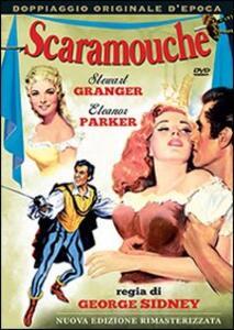 Scaramouche di George Sidney - DVD