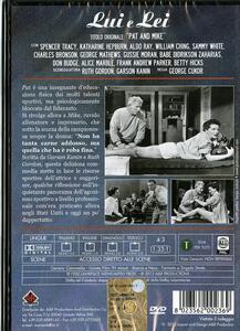 Lui e lei di George Cukor - DVD - 2