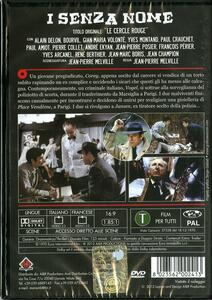 I senza nome (DVD) di Jean-Pierre Melville - DVD - 2