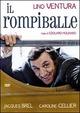 Cover Dvd Il rompiballe