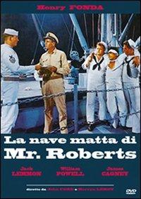 Cover Dvd nave matta di Mr. Roberts (DVD)