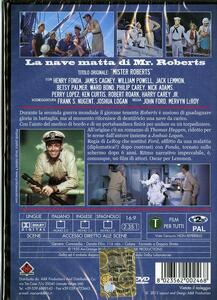 La nave matta di Mr. Roberts di John Ford,Mervyn LeRoy - DVD - 2