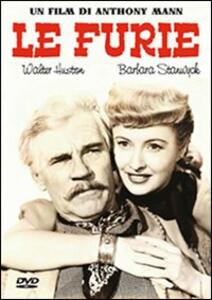 Le furie di Anthony Mann - DVD