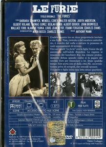 Le furie di Anthony Mann - DVD - 2