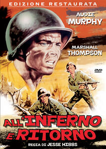 All'Inferno e ritorno di Jesse Hibbs - DVD