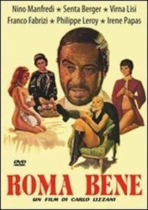 Roma bene di Carlo Lizzani - DVD
