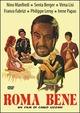 Cover Dvd DVD Roma bene