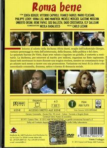 Roma bene di Carlo Lizzani - DVD - 2