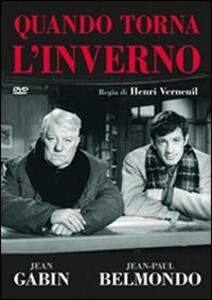 Quando torna l'inverno di Henri Verneuil - DVD