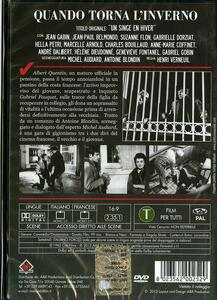 Quando torna l'inverno di Henri Verneuil - DVD - 2
