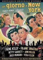 Film Un giorno a New York (DVD) Gene Kelly Stanley Donen