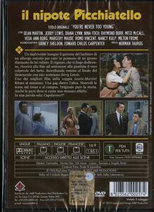 Il nipote picchiatello di Norman Taurog - DVD - 2
