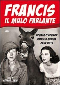 Cover Dvd Francis, il mulo parlante (DVD)