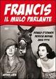 Cover Dvd Francis, il mulo parlante