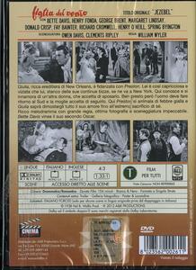 Figlia del vento di William Wyler - DVD - 2
