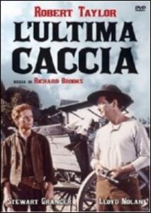 L' ultima caccia di Richard Brooks - DVD