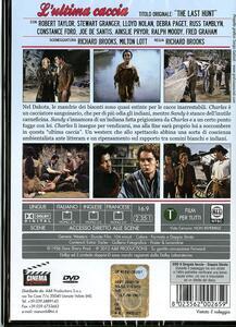 L' ultima caccia di Richard Brooks - DVD - 2