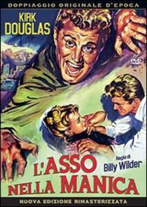 L' asso nella manica di Billy Wilder - DVD