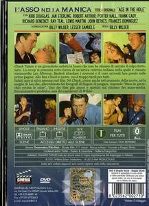 L' asso nella manica di Billy Wilder - DVD - 2