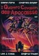 Cover Dvd DVD I quattro cavalieri dell'apocalisse [2]