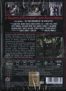 I quattro cavalieri dell'Apocalisse di Vincente Minnelli - DVD - 2