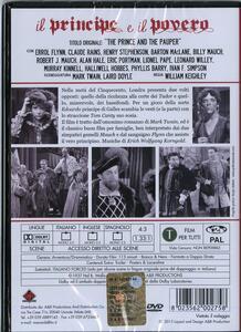 Il principe e il povero (DVD) di William Keighley - DVD - 2